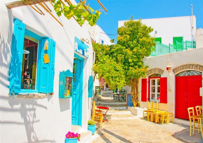 19. Amorgos Adası, Yunanistan