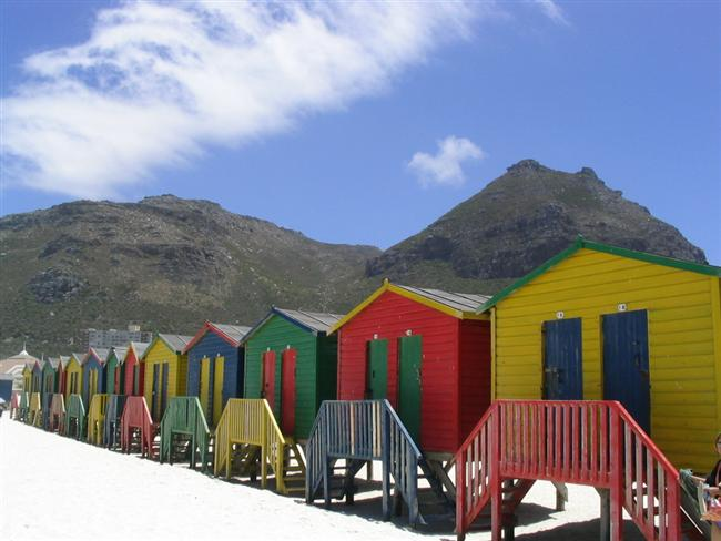 2. Cape Town, Güney Afrika
