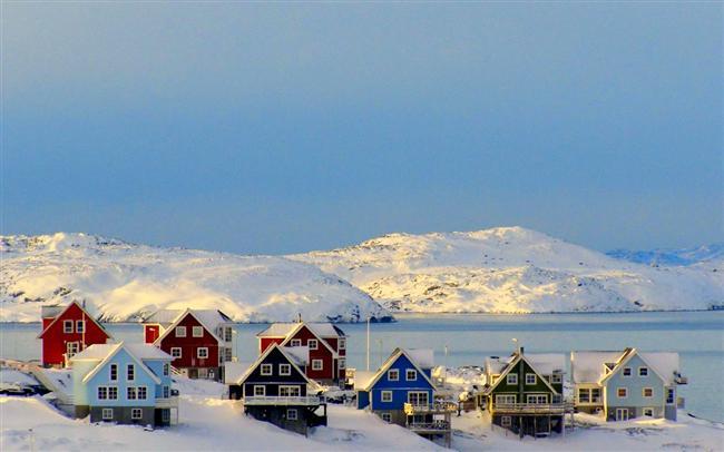 20. Nuuk, Grönland
