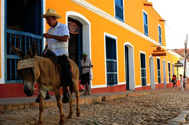 6. Trinidad, Küba