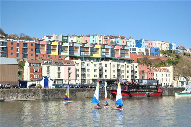 8. Bristol, İngiltere