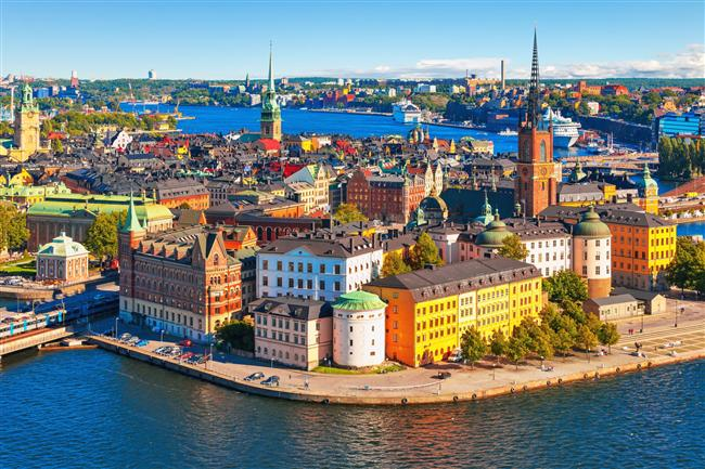 3. Gamla Stan, Stockholm