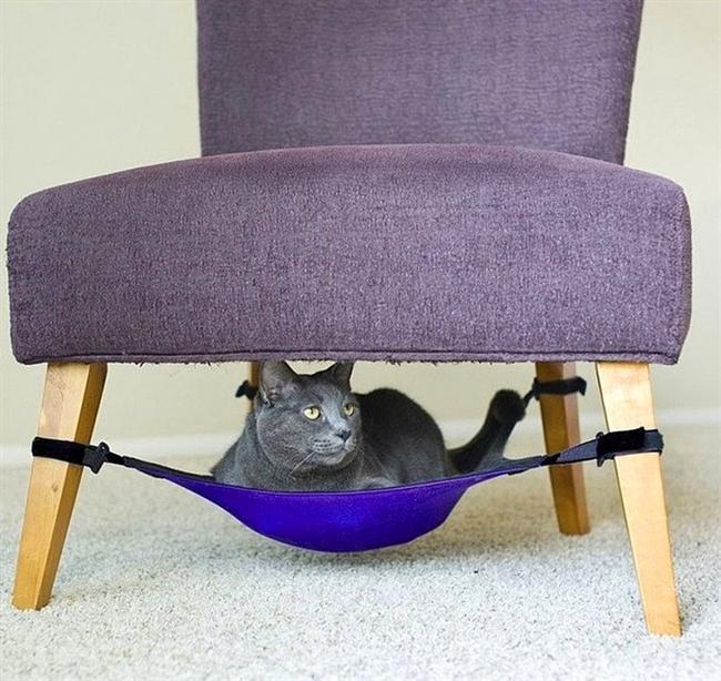 11. Kedi Beşiği Hamak