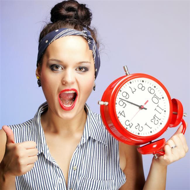Zamanı daha etkili kullanmaya başlarsınız.