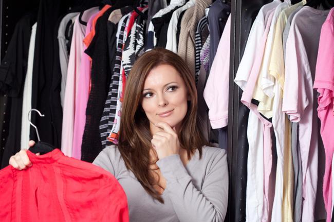 Kıyafet seçenekleriniz bir hayli daralmıştır, zorlanmazsınız.