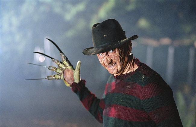 Freddy Krueger  Elm Sokağında Kabus / A Nightmare on Elm Street (1984) Canlandıran: Robert Englund