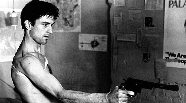 Travis Bickle  Taksi Şoförü / Taxi Driver (1976) Canlandıran: Robert De Niro
