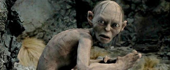 Gollum/Smeagol  Yüzüklerin Efendisi: İki Kule / The Lord of the Rings: The Two Towers (2002) Canlandıran: Andy Serkis