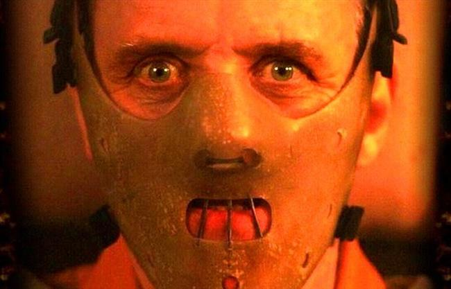 Dr. Hannibal Lecter  Kuzuların Sessizliği / The Silence of the Lambs (1991) Canlandıran: Anthony Hopkins