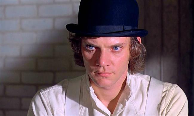 Alex DeLarge  Otomatik Portakal / A Clockwork Orange (1971) Canlandıran: Malcolm McDowell