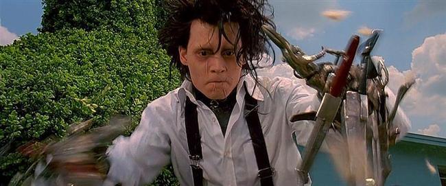 Edward Scissorhands  Makas Eller / Edward Scissorhands (1990) Canlandıran: Johnny Depp