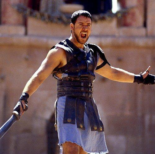 Maximus Decimus Meridius  Gladyatör / Gladitaor (2000) Canlandıran: Russell Crowe