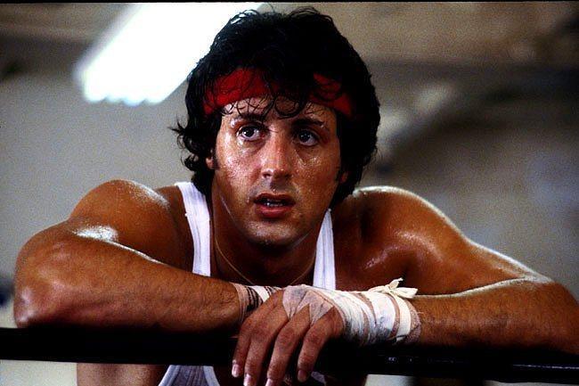Rocky Balboa  Rocky (1976) Canlandıran: Sylvester Stallone