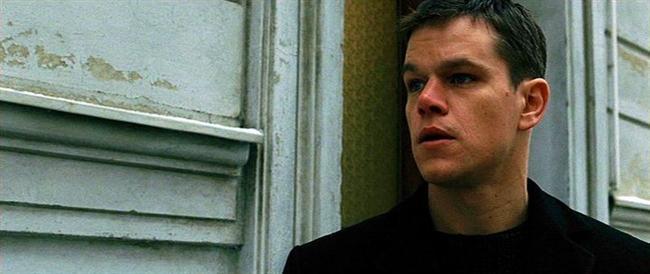 Jason Bourne  Geçmişi Olmayan Adam / The Bourne Identity (2002) Canlandıran: Matt Damon