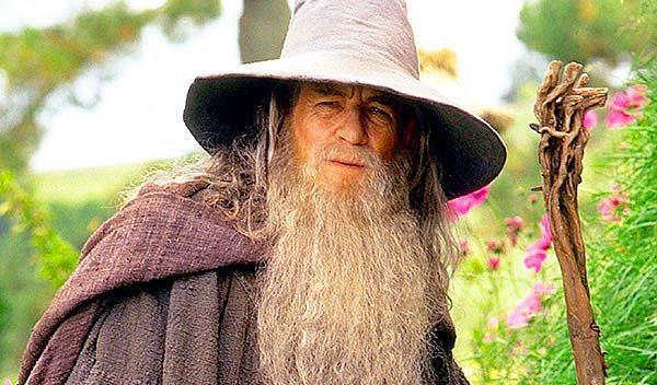 Gandalf  Yüzüklerin Efendisi: Yüzük Kardeşliği / The Lord of the Rings: The Fellowship of the Ring (2001) Canlandıran: Ian McKellen