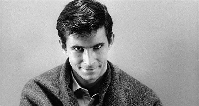 Norman Bates  Sapık / Psycho (1960) Canlandıran: Anthony Perkins
