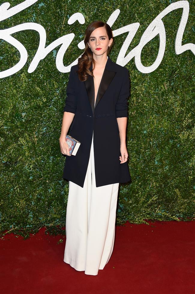 İngiliz Moda Ödülleri'nde Şıklık Yarışı - 6