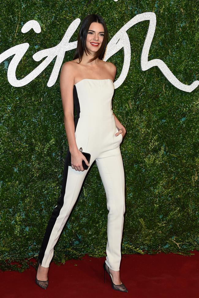 İngiliz Moda Ödülleri'nde Şıklık Yarışı - 12