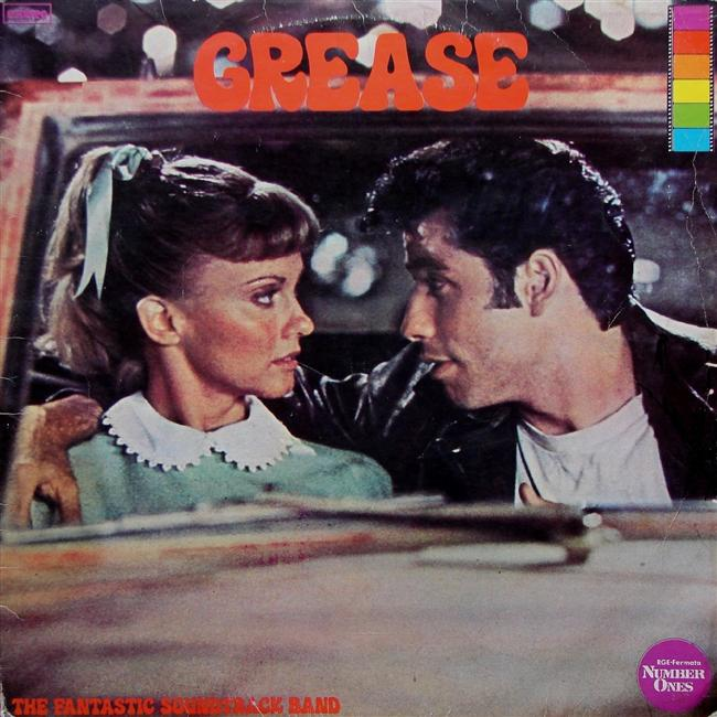 15. Grease – Grease soundtrack