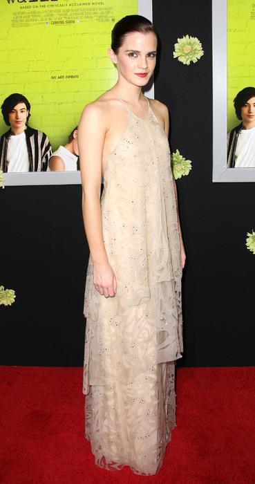 Emma Watson'ın 2012 yılındaki stili