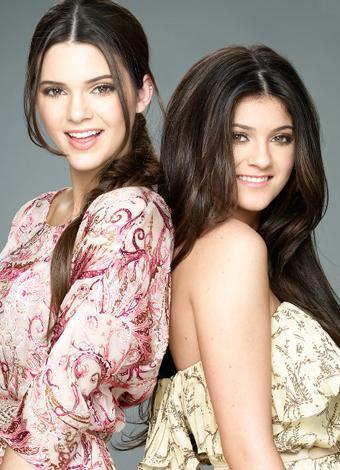 Kendall Jenner ve Kylie Jenner  Kim Kardeshian'ın üvey kardeşleri olarak tanındılar. Bu yıl Kendall Jenner stili ile, Kylie ise yaptığı makyaj tarzıyla oldukça gündemdeydi. Ayrıca Kendall Jenner'ın bu yıl verdiği çıplak pozlar da gündemden uzun bir süre düşmedi