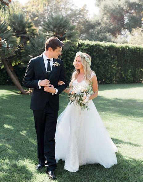 Ashley Tisdale ve Christopher Frenc