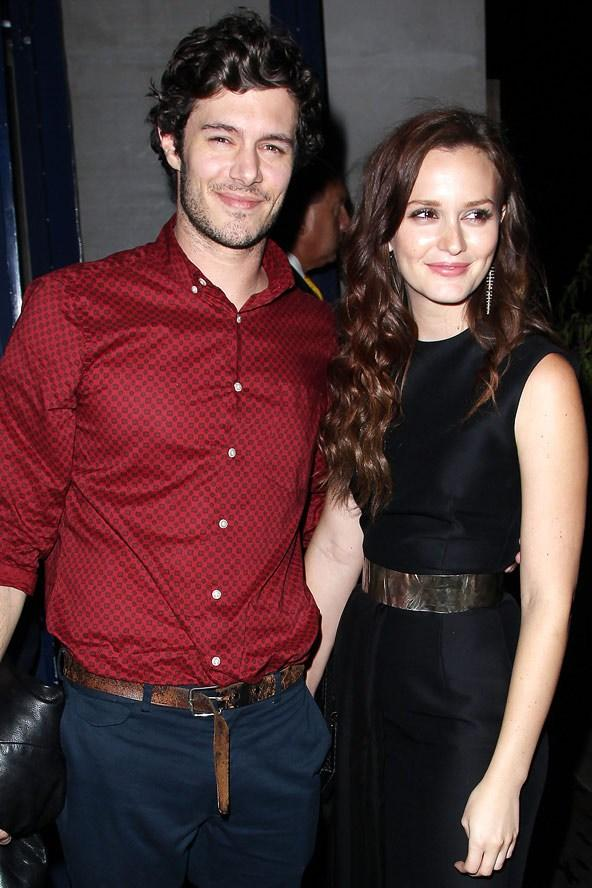 Adam Brody ve Leighton Meester