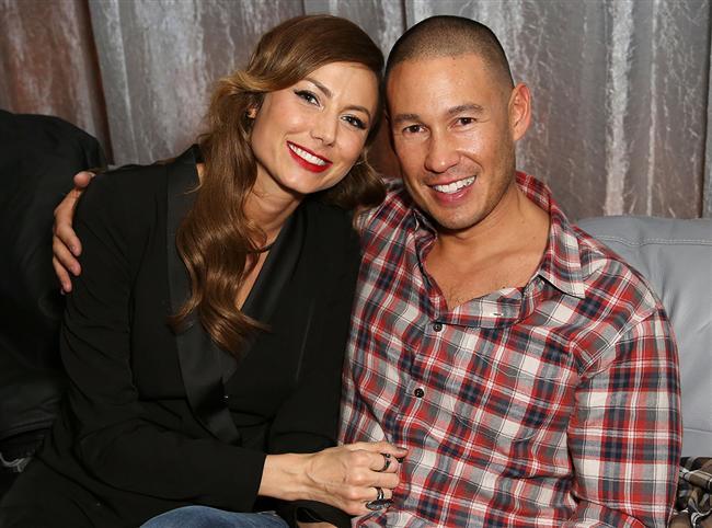 Stacy Keibler ve Jared Pobre