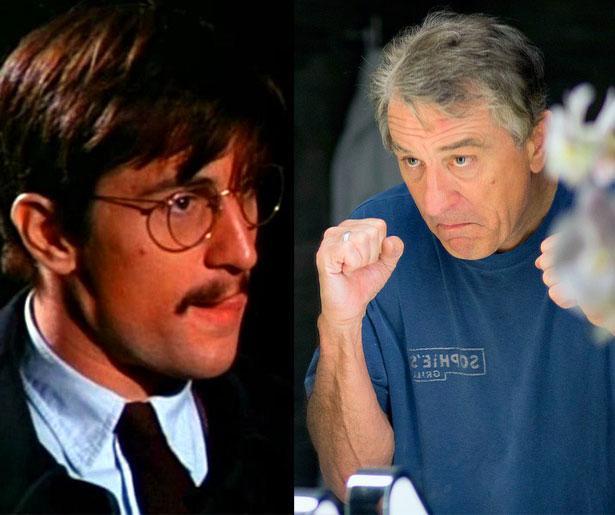 Robert De Niro son filmi Last Vegas'ta 71 yaşında. Kariyerine 22 yaşında 1965'te Trois chambres à Manhattan ile başlamıştı.
