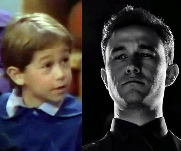 Joseph Gordon-Levitt 10 yaşında 1989 yapımı Family Ties'ta yer almıştı. 33 yaşında son olarak Günah Şehri: Uğruna Öldürülecek Kadın filminde yer aldı.