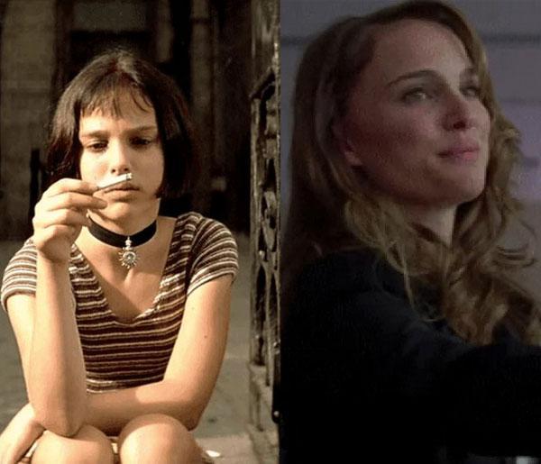 1994 yapımı Léon ile 13 yaşında tanıdığımız Natalie Portman, Thor filminde 33 yaşında.