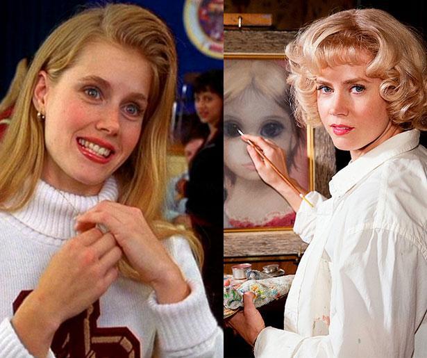 Amy Adams 25 yaşında 1999 yapımı Drop Dead Gorgeous filminde oynamıştı ve şu an 40 yaşında. Son olarak Big Eyes filmiyle vizyonlarda.