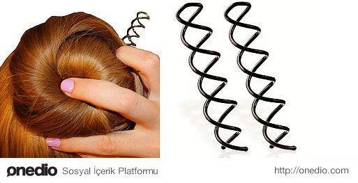 Tembel Kadınların Yapabileceği 16 Saç Modeli - 3