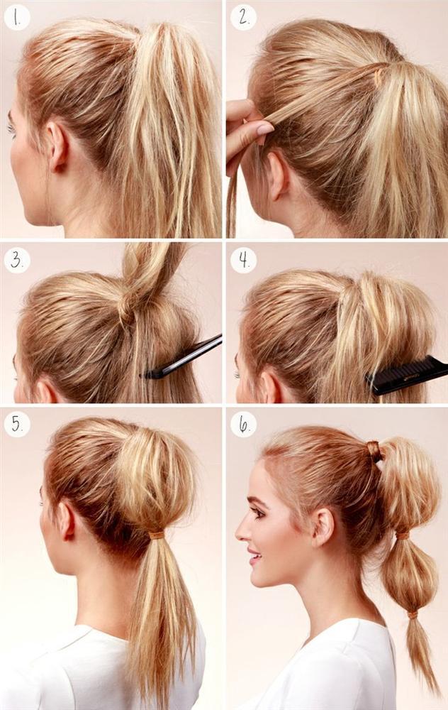 Tembel Kadınların Yapabileceği 16 Saç Modeli - 5