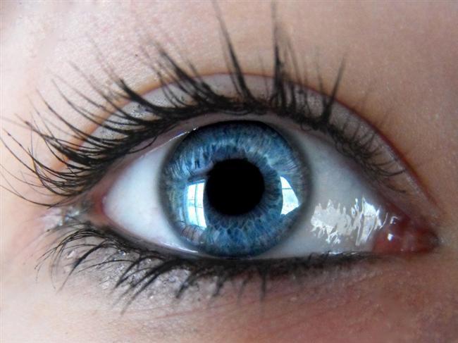 8. Gözler hızlı iyileşir  Düzgün bir bakım ile gözün kornea yırtığını onarması sadece 48 saat sürecektir.