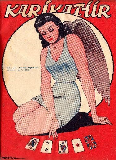 1941, Karikatür