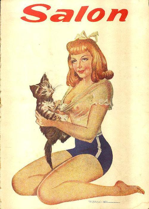 1947, Salon
