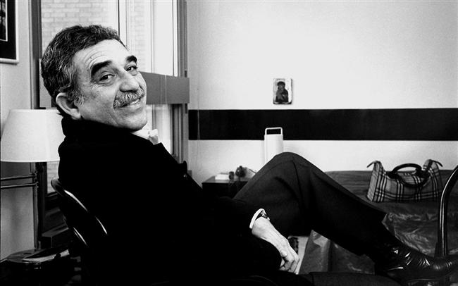 2. Nobel ödüllü yazar Gabriel Garcia Marquez