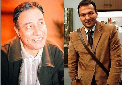21. Kemal Sunal - Ali Sunal  Ali Sunal, Kemal Sunal'ın oğlu.