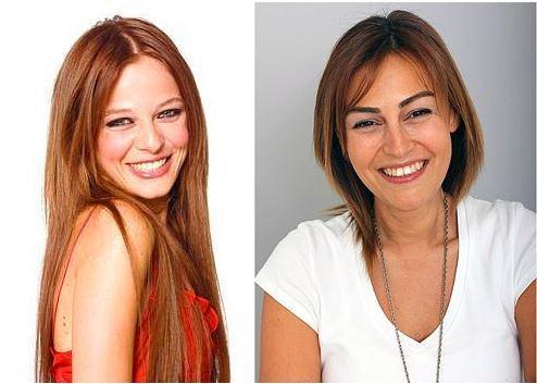 4. Naz Elmas - Açelya Elmas  Güzel yıldız Naz Elmas'ın kendisi gibi oyuncu olan bir kız kardeşi var; Açelya Elmas.
