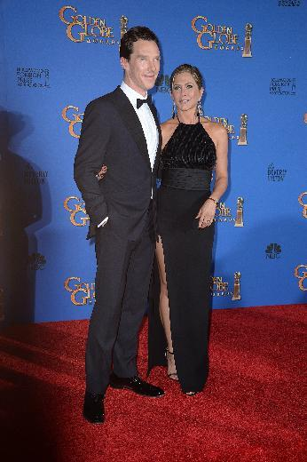 Benedict Cumberbatch ve Jennifer Aniston