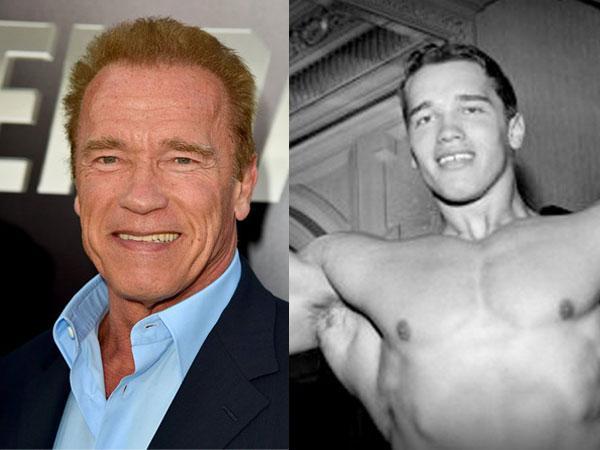 Arnold Schwarzenegger - 67