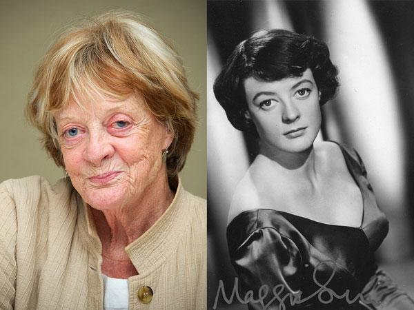 Maggie Smith - 80