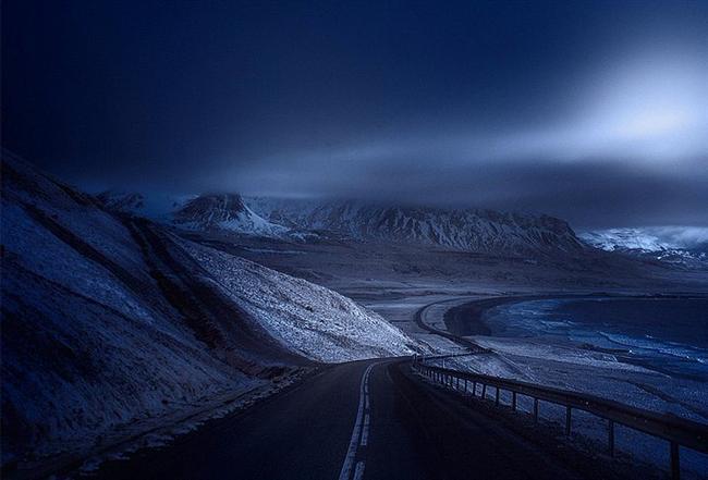 3. Snæfellsnes Körfezi, İzlanda  Fotoğraf: Andy Lee