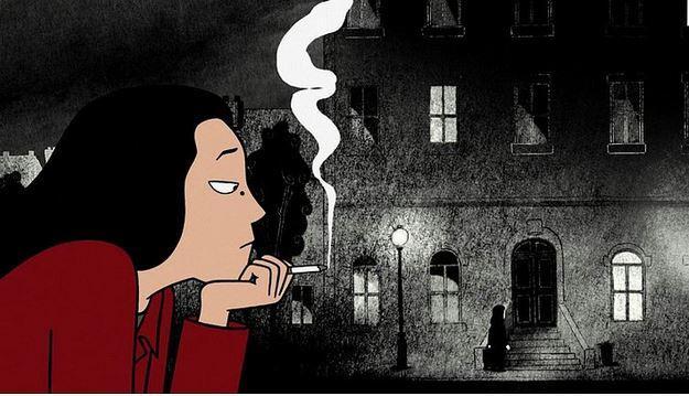 11. Persepolis (2007) | IMDb: 8.0   Filmde Marjane'nın gözünden büyüme çağının kendine has sorunlarını Şah döneminin son günleri, İslam Devrimi, Irak-İran Savaşı gibi önemli bir tarihsel süreçle harika bir şekilde işlenerek, İran'daki o dönemin bireylerde yarattığı sorunları gösteriyor. Bu karanlık süreci, Marjane'nin gözünden kimi zaman esprili bir dille de anlatan trajikomik ve politik bir film tanımlaması tam oturacaktır.