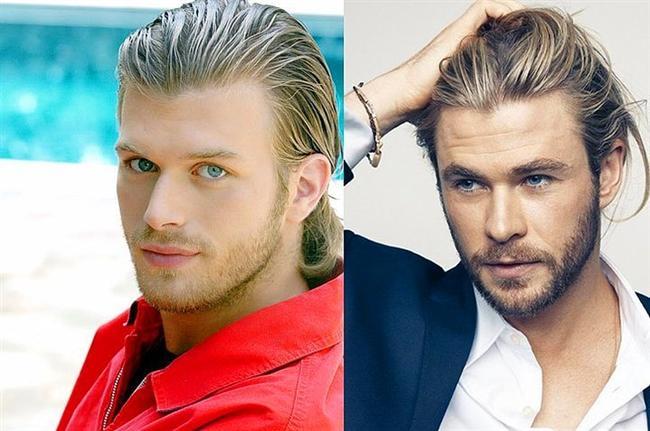 """3. Behlül - Chris Hemsworth   Kıvanç kadar yakışıklı tabii ki değil ama Chris'in de yeri geldiğinde Behlül olabileceği gün gibi ortada. """"Behlül kaçar."""""""
