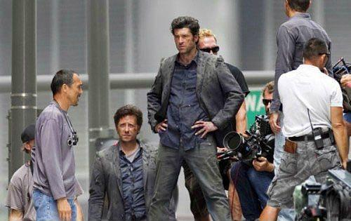 21. Patrick Dempsey ve İkiz Dublörü Jonas Kirk (Transformers: Dark of the Moon )