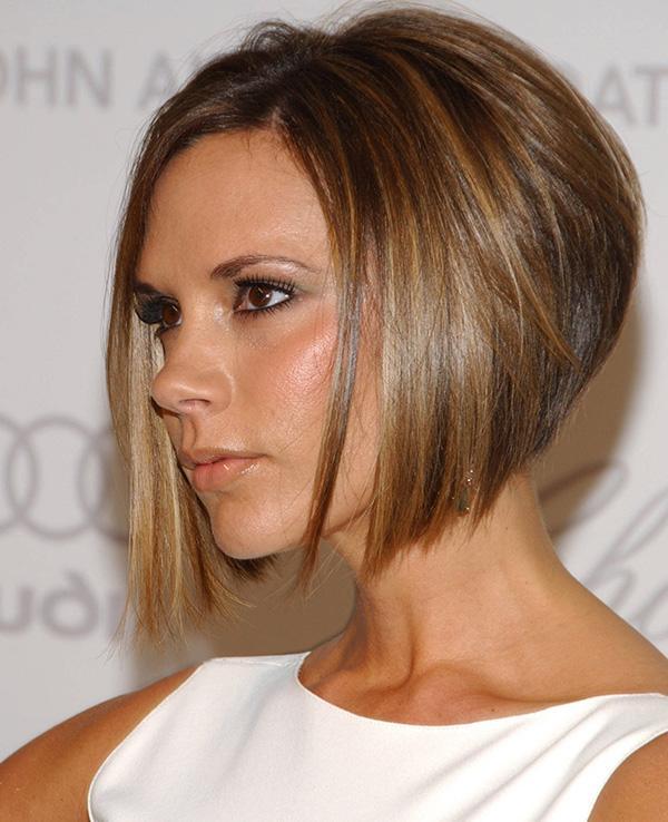 Victoria Beckham Pob saç modeli  Victoria'nın imzasını taşıyan ve defalarca tekrarlanıp efsaneler arasına girmiş bir saç modeli. Genç kalmaya çalışanlara da önerilebilir.