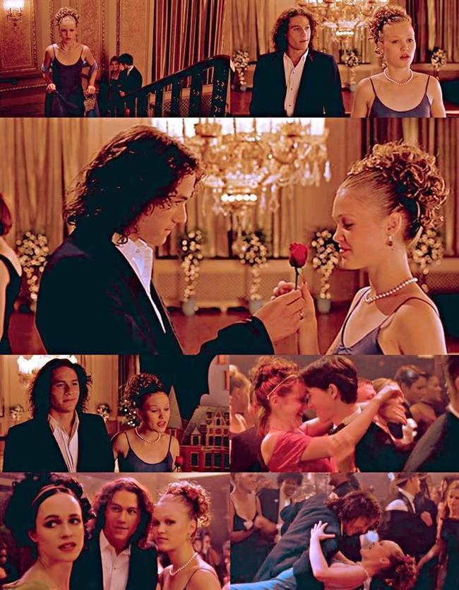24. Senden Nefret Etmemin 10 Sebebi / 10 Things I Hate About You (1999)   Bianca ve Kat iki kızkardeştir. Küçük olan Bianca okulun güzel ve populer kızlarından biridir fakat hiç kimseyle çıkmamıştır. Ablası Kat ise asabi, alaycı ve sert bir mizaçtadır. Buna bir de kesin karalılığı eklenince hiçbir erkek ona yanaşmamaktadır. Bianca bir erkek arkadaşla çıkmayı çok istediği halde Stanford ailesindeki kurallar yüzünden bu isteğini gerçekleştirememektedir. Bu kurallara göre Bianca'nın birisiyle çıkması için önce ablası Kat'in birisiyle çıkması gerekmektedir ki bu imkansızla eşdeğerdir. Bianca bu sorunu çözmek için okuldaki hiçbir kızı beğenmeyen bir genci devreye sokacaktır.