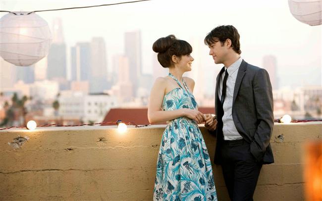 13. Aşkın (500) Günü / (500) Days of Summer (2009)  Tom, kıza ilk gördüğü anda aşık olur. Hayatının geri kalan kısmını bu kızla birlikte geçirmesi gerektiğini biliyordur. Ne var ki Summer ne aşka ne ilişkilere inanmamaktadır.
